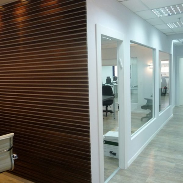 משרדי חברת DMD ברמת גן