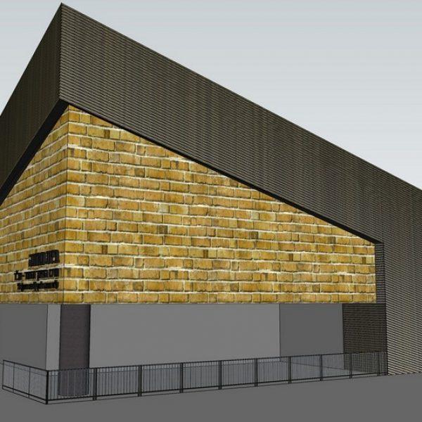 הצעה לתכנון בית כנסת, ראשון לציון