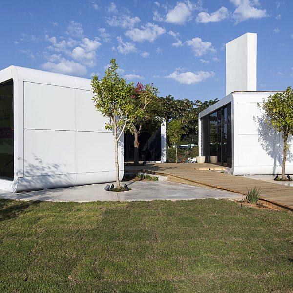 משרדי מכירות יבילים לפרויקט אורבן פארק בראשון לציון